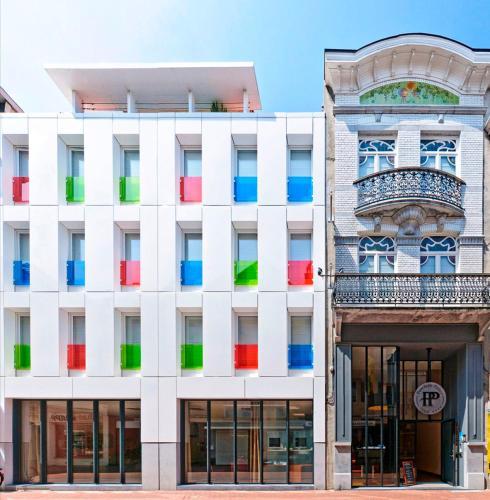 Fotografie hotelů: Hotel Pantheon Palace, Blankenberge
