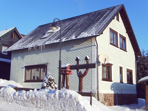 Hotel Pictures: Ferienwohnung Peter Engelhardt, Schmiedefeld am Rennsteig