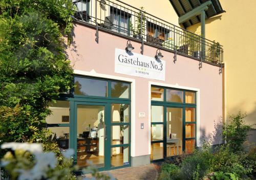 Hotel Pictures: Gästehaus No. 3, Simmern