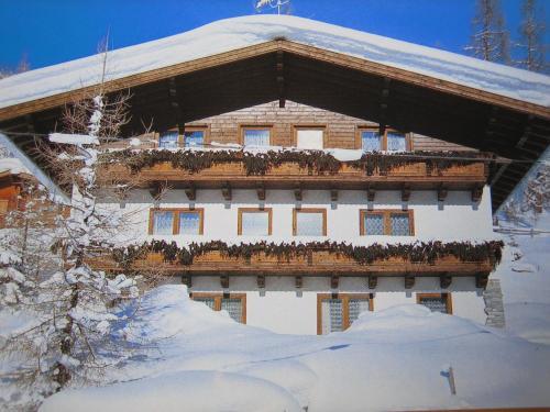 Fotografie hotelů: Apartment-Kraft, Lungötz