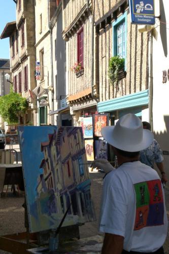 Hotel Pictures: Le Colombage, Saint Loup Lamaire