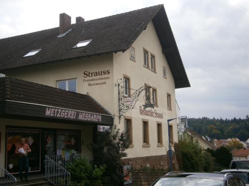 Hotel Pictures: Hotel Strauss, Waldbronn