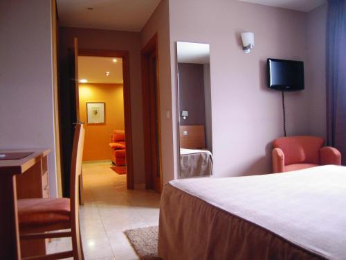 Hotel Pictures: Hotel Apartamentos Ciudad de Lugo, Lugo