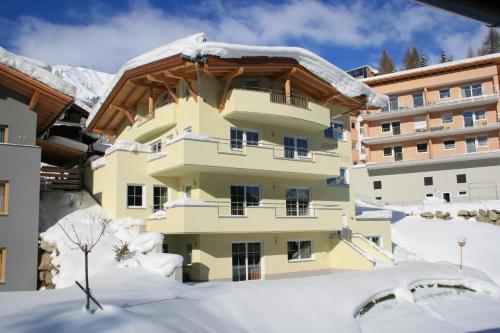 Fotografie hotelů: Apart La Vita, Sankt Anton am Arlberg