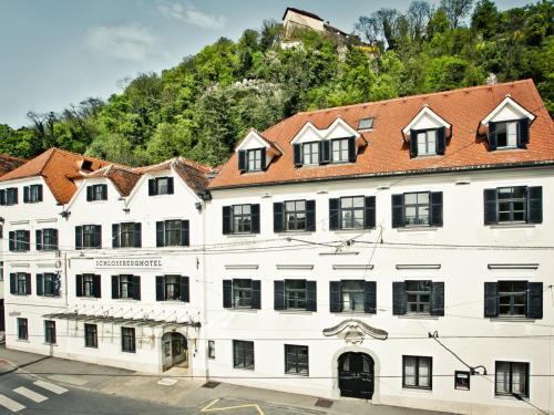 ホテル写真: Schlossberghotel - Das Kunsthotel, グラーツ