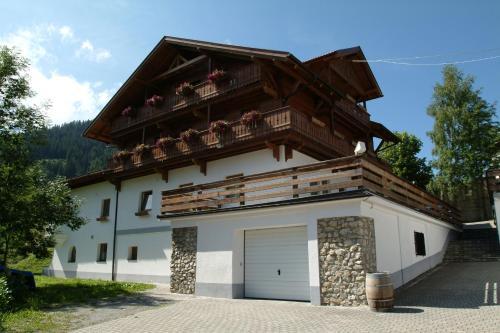 Foto Hotel: Chalet Rotenstein, Berwang