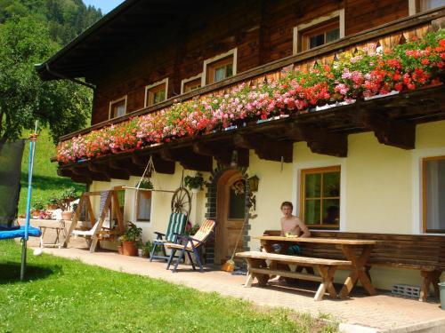 Fotografie hotelů: Entfeldhof - Familie Schernthaner, Fusch an der Glocknerstraße