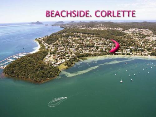 酒店图片: Beachside Corlette, Corlette