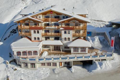 酒店图片: Schneehaus, 扎奥岑湖