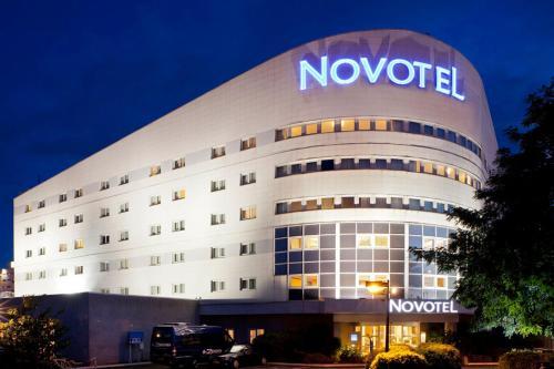 Hotel Pictures: Novotel Paris Orly Rungis, Rungis