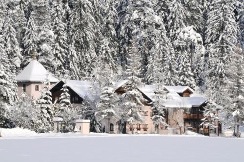酒店图片: Landgut Luxnachmühle, Häselgehr