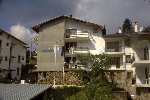 Hotellikuvia: Villa Priroda, Progled