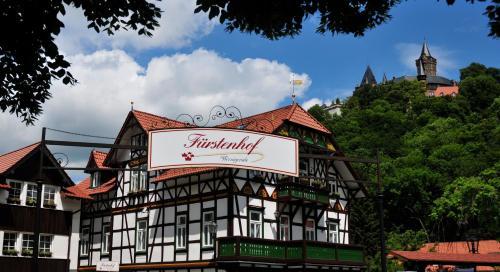 Hotel Pictures: Fürstenhof Wernigerode, Wernigerode