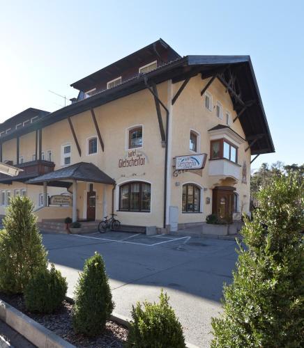 Hotelbilder: Hotel Garni Gletschertor, Ötztal-Bahnhof