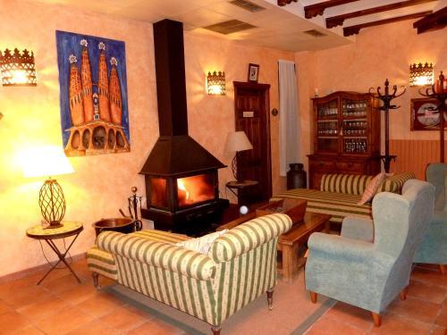Hotel Pictures: Hotel Abadia, Puebla de Arenoso