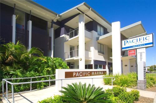 酒店图片: Pacific Marina Luxury Apartments, 科夫斯港
