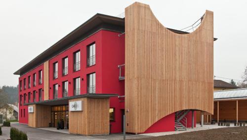 酒店图片: Hotel Garni Wallern, Wallern an der Trattnach