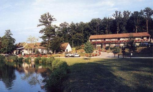 Hotel restaurant des Lacs Contrex�ville