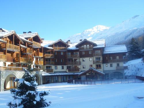 R�sidence Les Alpages de Val Cenis Lanslebourg Mont Cenis