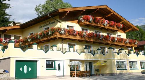 Hotelbilder: Pension Zum wilden Hannes, Wagrain