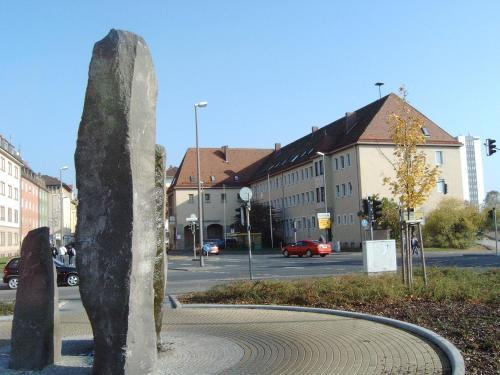Hotel Pictures: Boardinghouse - Stadtvilla Budget, Schweinfurt