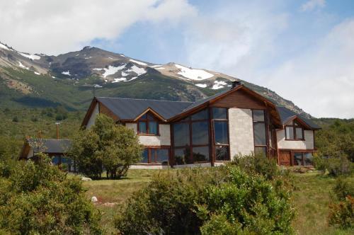 ホテル写真: Poncho Moro Lodge, El Corcovado