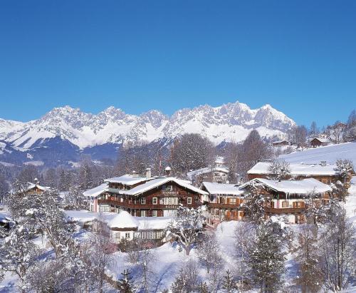 Fotos de l'hotel: Tennerhof Gourmet & Spa de Charme Hotel, Kitzbühel