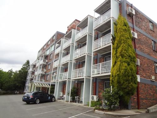 Hotelfoto's: Adina Place Motel Apartments, Launceston