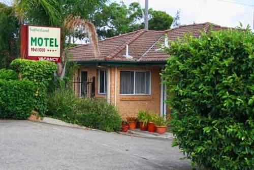 Fotos de l'hotel: Sutherland Motel, Sutherland