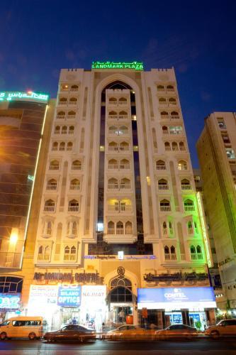 Landmark Plaza Hotel Baniyas Dubai