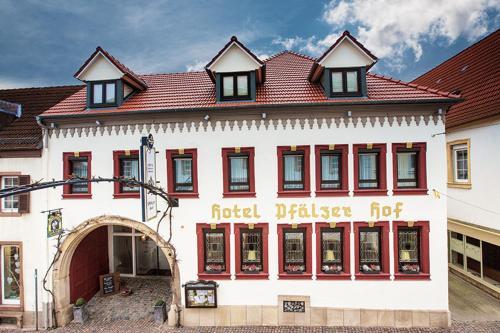 Hotel Pictures: , Edenkoben