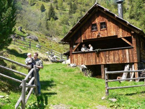 Fotos do Hotel: Bio-Bauernhof Auernig, Obervellach
