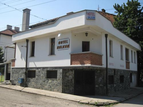 Hotelbilleder: Hotel Balkan, Kyustendil