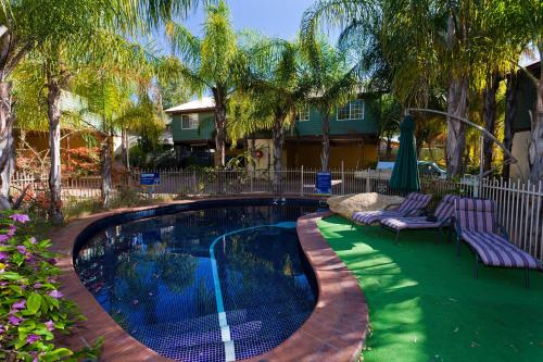 Foto Hotel: Alice On Todd Apartments, Alice Springs