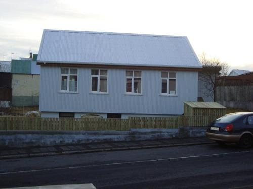 Guesthouse Hlidarás