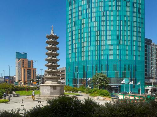 Hotel Pictures: Radisson Blu Hotel, Birmingham, Birmingham