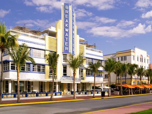Hotel Pictures: Hotel Breakwater South Beach, Miami Beach