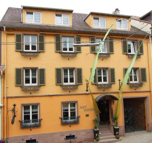 Hotel Pictures: Art Hotel Neckar, Neckargemünd