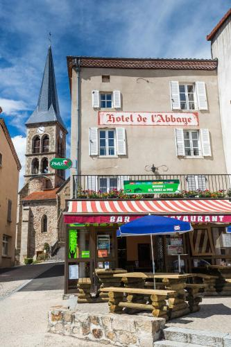 Hotel Pictures: Hotel De L'Abbaye, Sauxillanges