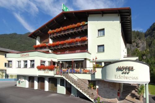 ホテル写真: Hotel Edelweiss, Pfunds
