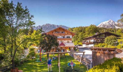 ホテル写真: Gasthof zum Wilden Kaiser, シェッファウ・アム・ヴィルデン・カイザー