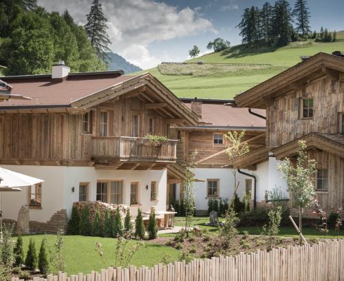 Fotografie hotelů: Hüttendorf Ladizium, Ladis