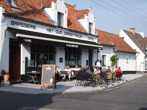 Hotelfoto's: Hotel Het Oud Gemeentehuis, Damme