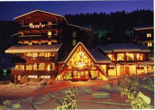 Hotel Club Le Crêt