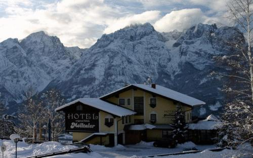 Hotelbilleder: Hotel Der Mölltaler, Iselsberg