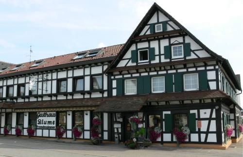 Hotel Pictures: Hotel Landgasthof Blume, Lichtenau