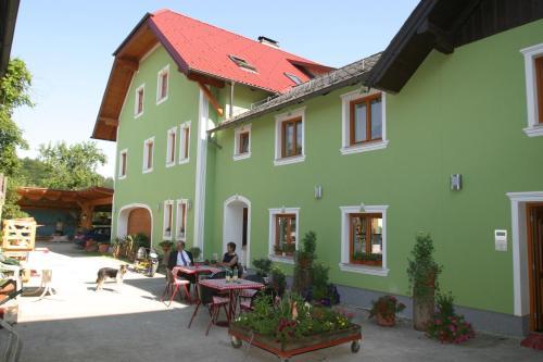 ホテル写真: Biohof Deml, Rutzenmoos
