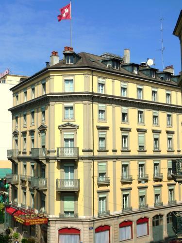 Hotel Pictures: Hotel International & Terminus, Geneva