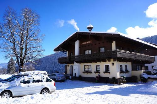 Hotellikuvia: Gästehaus Soldanella, Ramsau am Dachstein