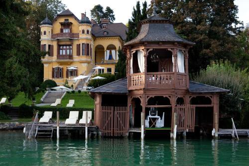 Photos de l'hôtel: Schlossvilla Miralago, Pörtschach am Wörthersee